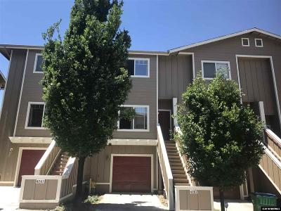 Reno Condo/Townhouse New: 4257 Kathleen Denise