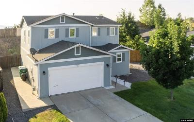 Reno Single Family Home New: 8610 Winding Creek