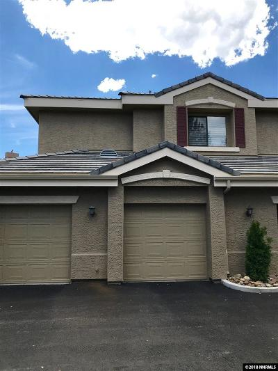 Reno Condo/Townhouse New: 900 S Meadows Pkwy #1121