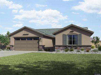 Washoe County Single Family Home New: 2529 Bridgetown Loop