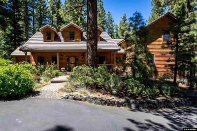 Reno Single Family Home New: 1605 Blue Spruce Rd
