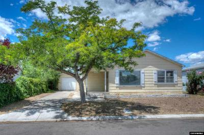 Reno Single Family Home For Sale: 1655 Watt