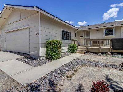 Reno Single Family Home New: 2790 Severn Dr