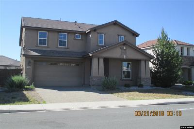 Washoe County Single Family Home New: 2495 Demaris