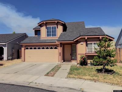 Reno NV Single Family Home For Sale: $330,000