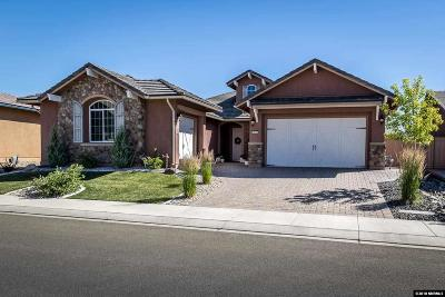 Reno Single Family Home New: 2035 Altair Lane