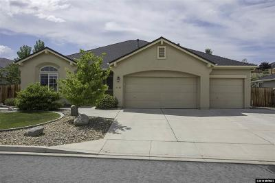 Washoe County Single Family Home New: 1307 Hallertau Dr.