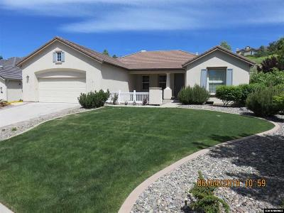 Reno Single Family Home New: 8925 Chipshot Trail