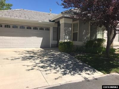 Washoe County Single Family Home New: 9638 Otter Way