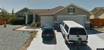 Washoe County Single Family Home New: 6466 David James Blvd