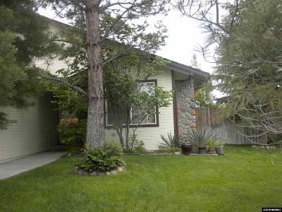 Carson City NV Single Family Home Active/Pending-Loan: $299,000