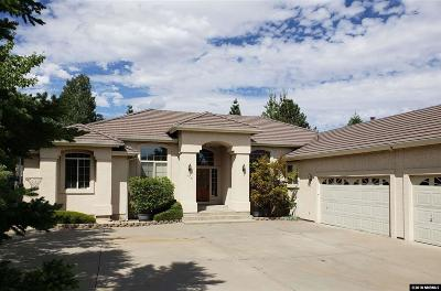Reno Single Family Home New: 14265 Via Contento