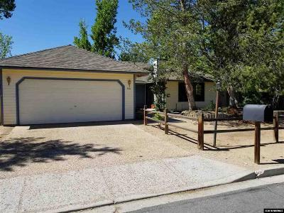 Carson City NV Single Family Home New: $369,000