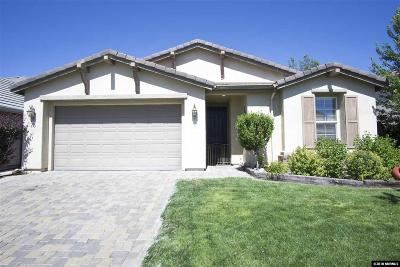 Reno Single Family Home New: 475 Sysonby Ct