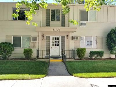 Sparks Condo/Townhouse New: 1945 4th Street, #18 #18