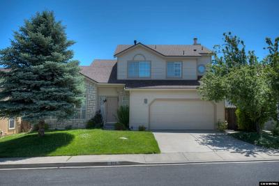 Reno Single Family Home New: 926 Edgecliff Dr