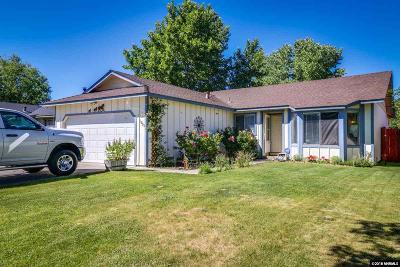 Gardnerville Single Family Home For Sale: 1351 Leonard Rd.