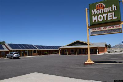 Hawthorne NV Commercial Auction: $1,500,000