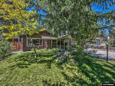 Single Family Home For Sale: 174 Cottonwood