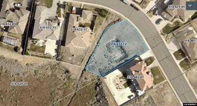 Sparks Residential Lots & Land For Sale: 5507 Vista Terrace Ln