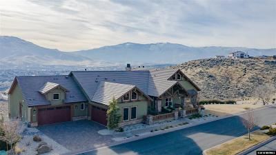 Reno Single Family Home New: 8320 Split Rock Trail