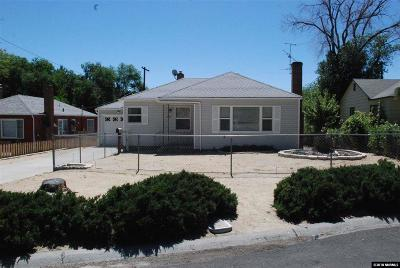 Reno NV Single Family Home New: $315,000