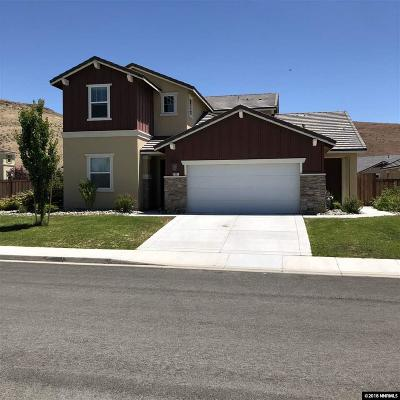 Washoe County Single Family Home For Sale: 2931 Lessini