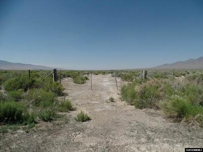 Imlay Residential Lots & Land For Sale: Road To Kyle Hot Springs
