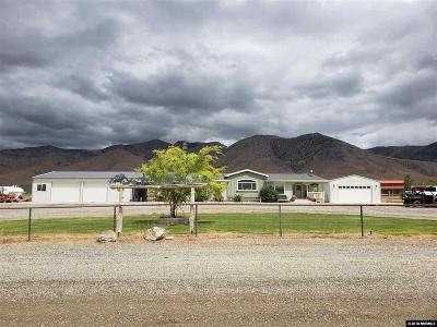 Winnemucca Manufactured Home For Sale: 10725 Spur St.
