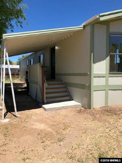 Reno Manufactured Home For Sale: 491 Niles Way