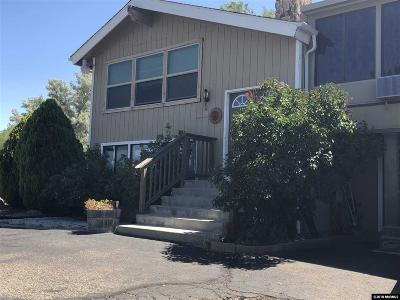 Carson City Single Family Home For Sale: 2509 Gentry St