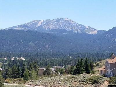 Reno Residential Lots & Land For Sale: 16070 N Timberline Dr.