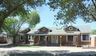 Sun Valley Single Family Home For Sale: 5778 Parker Place