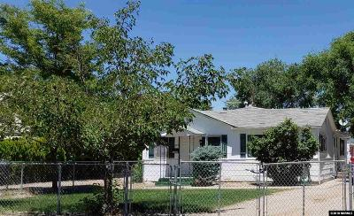 Reno Multi Family Home Back On Market: 265 Linden