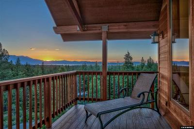 South Lake Tahoe CA Single Family Home For Sale: $2,300,888