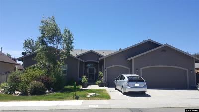 Carson City Single Family Home For Sale: 1657 Pinoak Lane