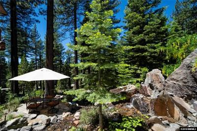 Incline Village Single Family Home For Sale: 361 2nd Tee Dr