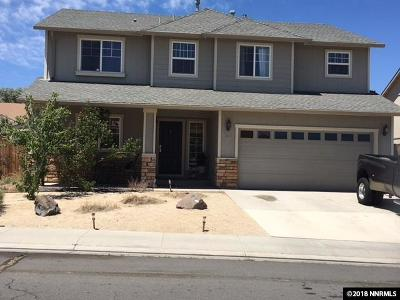 Fernley Single Family Home For Sale: 363 Emigrant