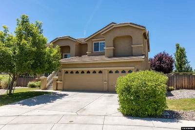 Sparks Single Family Home Active/Pending-House: 5975 Ingleston