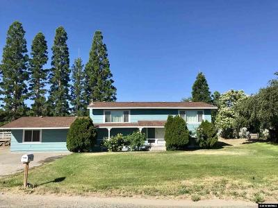 Washoe County Single Family Home For Sale: 12305 Westridge Dr.