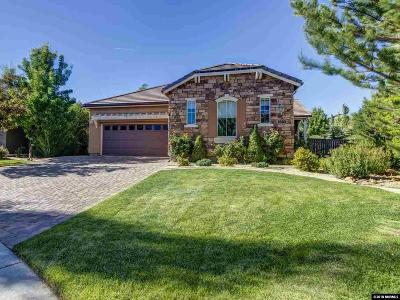 Washoe County Single Family Home For Sale: 1980 Morning Grove Court