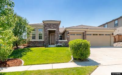 Washoe County Single Family Home Price Reduced: 2365 Peavine Valley Rd