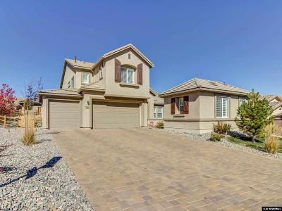 Reno Single Family Home For Sale: 1745 Back Nine Trail