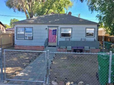 Sparks Multi Family Home Active/Pending-Call: 2011 & 2013 H Street #2011 1/2