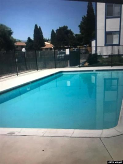 Washoe County Condo/Townhouse Price Reduced: 3918 Clear Acre #80