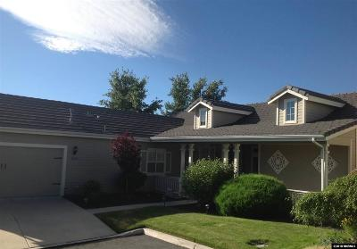 Washoe County Single Family Home For Sale: 1413 Gaucho Lane