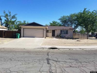 Fernley Single Family Home Active/Pending-Call: 890 G Street