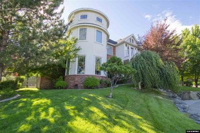 Carson City Single Family Home For Sale: 1792 Wellington West