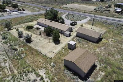 Reno Single Family Home For Sale: 11905 Lemmon Dr