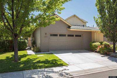 Sparks Condo/Townhouse Active/Pending-Loan: 5659 Hunting Creek Way